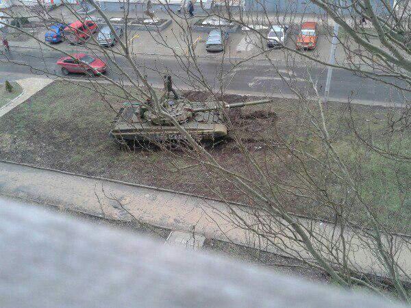 Как паркуются в россии - 5