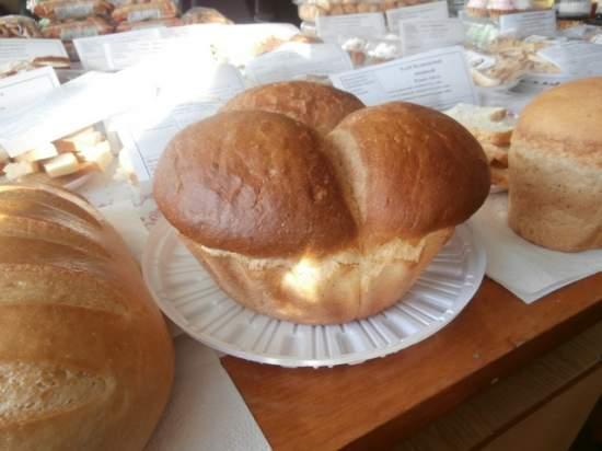 «Одесский каравай» расширил ассортимент пшеничных хлебов